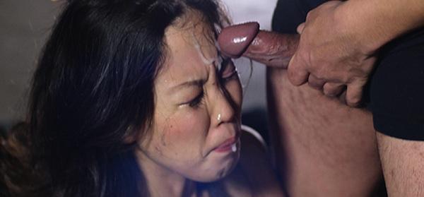 Satomi Mana Blowjob