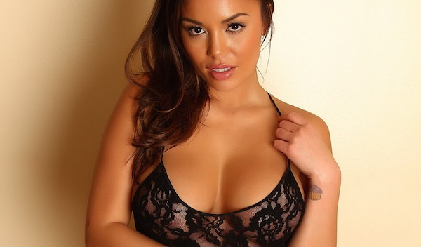 Justene Jaro - Lace to Nothing