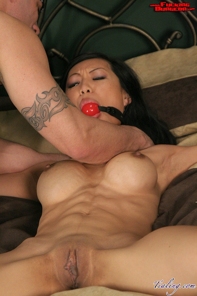 Tia ling fuck exclusively your